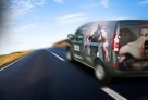 Wrapping Totale | Why Sport Renault Kangoo | StickyPrint