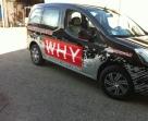 Wrapping e Decorazione | Why Sport Citroen Berlingo | StickyPrint e StickyDecor
